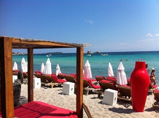 Sea Lounge : vue du restaurant