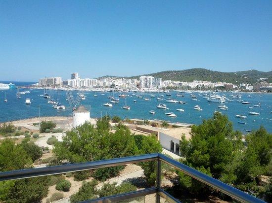 Hotel Neptuno: rooms view