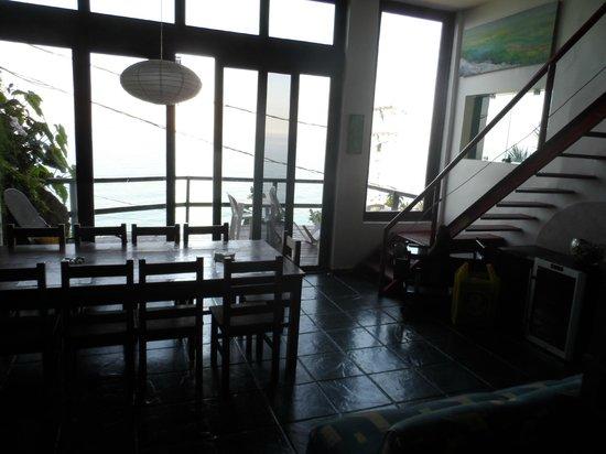 Solar Chacara Hostel: Dining Room