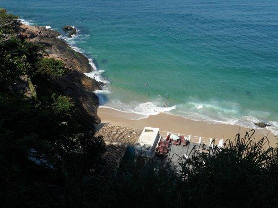 Solar Chacara Hostel: Praia do Vidigal