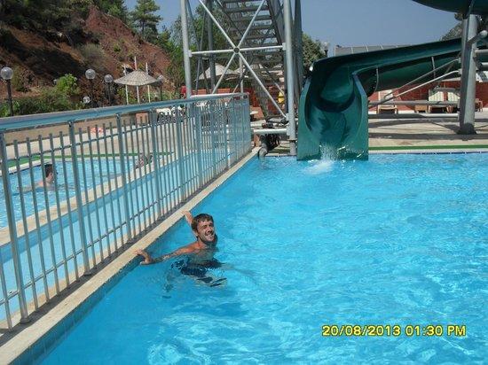 Union Palace Hotel: Pool