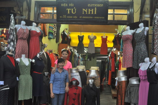 Tu Nhi Tailor Shop