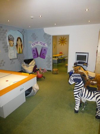 Naturhotel Edelweiss: Play room for the children