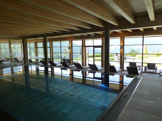 Naturhotel Edelweiss: The wellness pool