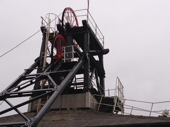National Coal Mining Museum for England : Coal Mining Equipment