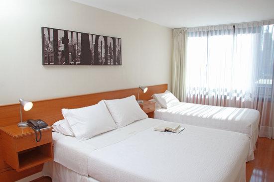 Helvecia: Dormitorio doble