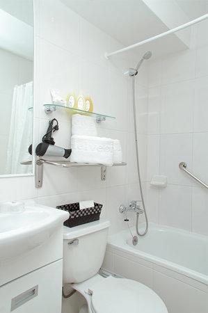 Helvecia: Baño