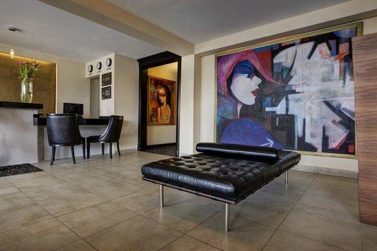 KC Hotel San Jose: Lobby