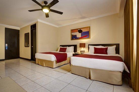 KC Hotel San Jose : Habitación