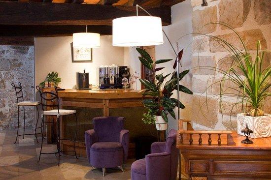 Hotel Les Remparts: Bienvenue