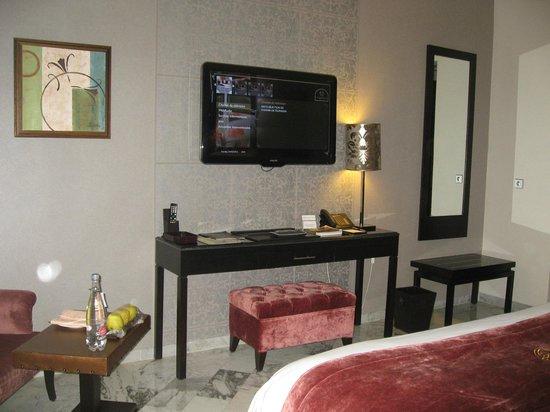 The Russelior Hotel & Spa : chambre