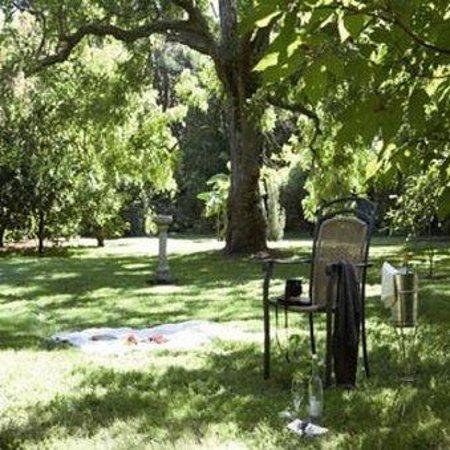 The Dunloe : Garden -Chair