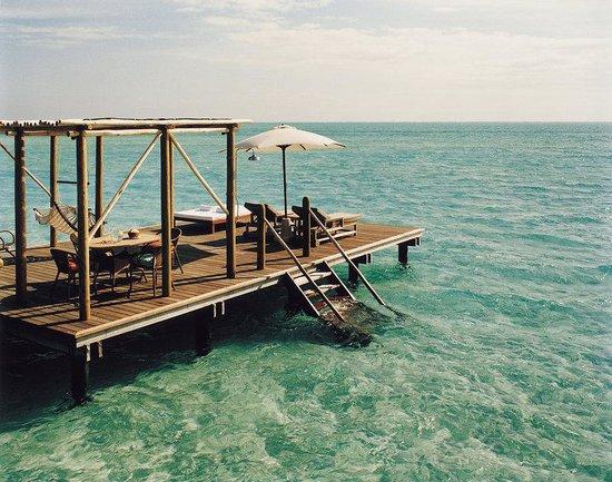 Cocoa Island by COMO: COMO Villa Sundeck