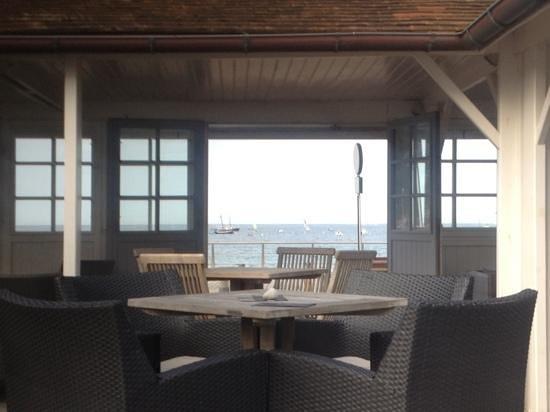 La Suite : terrasse