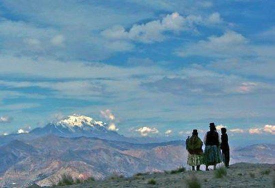 La Paz on Foot: Desde la ceja del Alto