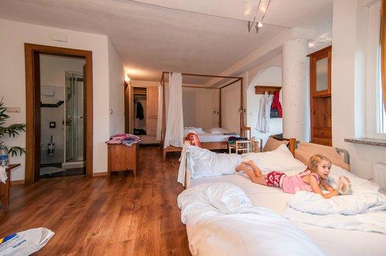 Hotel Panoramik: altra veduta della camera