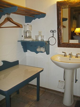 BEST WESTERN The Lodge At Creel Hotel & Spa : El baño