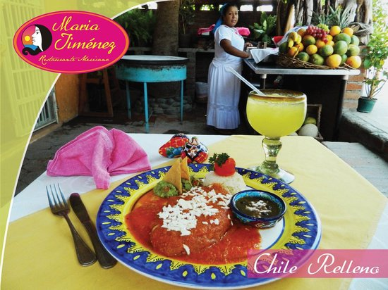 Maria Jimenez Restaurante Mexicano: ¡Thank you for visiting!