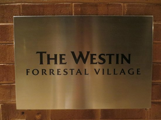 The Westin Princeton at Forrestal Village : Westin Forrestal Village