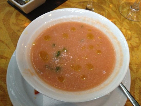 La Vila Restaurant: Gazpacho