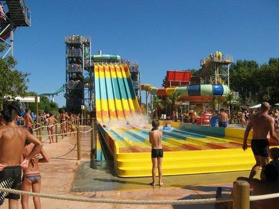 Aqualand Cap d'Agde : Aqualand