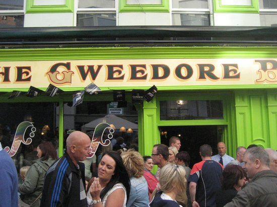 Waterloo Street: Gweedore