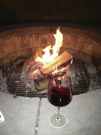Flannel: Foyer sur la terrasse pour marshmallow
