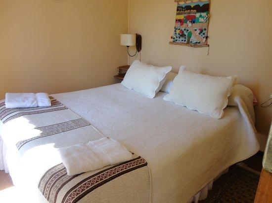 Cabañas Huarranchi: Dormitorios matrimoniales
