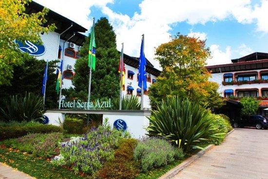 Photo of Hotel Serra Azul Gramado