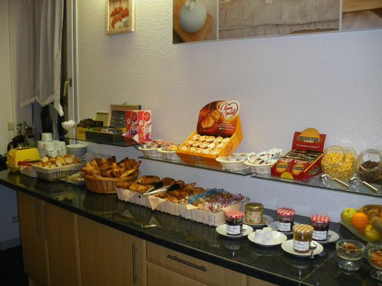 Hotel Come Inn: buffet petit déjeuner