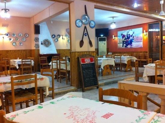Michalis Restaurant Cafe Bar: ресторан Michalis