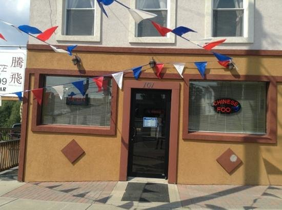 Waterville, État de New York : Johnny's China Cafe