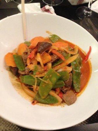 Le 5 Saveurs : le wok
