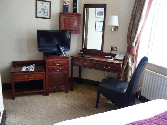 Grange Rochester Hotel: My room