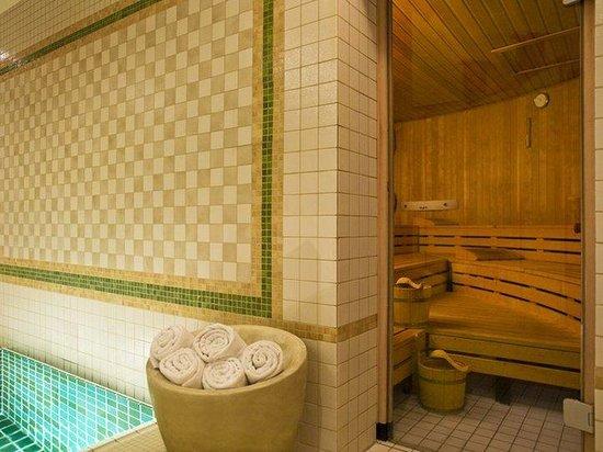 Park Hyatt Hamburg : Club Olympus Spa & Fitness Sauna
