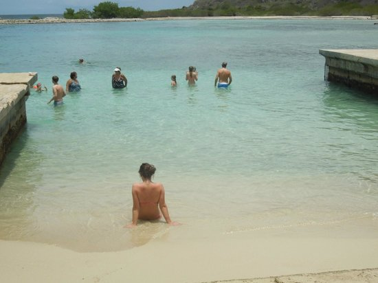 Playa Jan Thiel: Beach