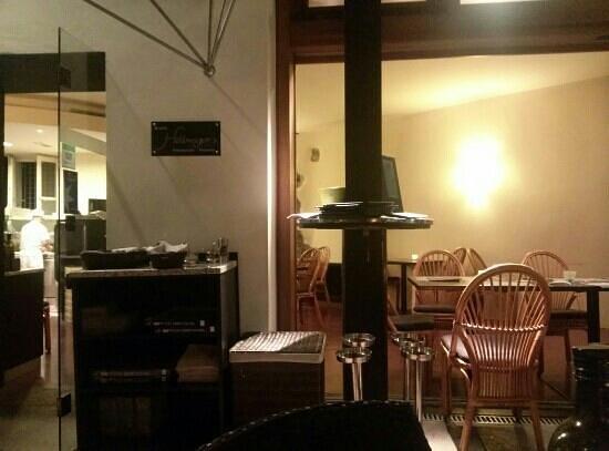 Restaurant Pizzeria Hellweger's: locale molto accogliente
