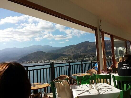 Horizon Beach Hotel: the view