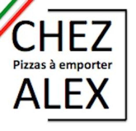 Logo Pizzeria CHEZ ALEX