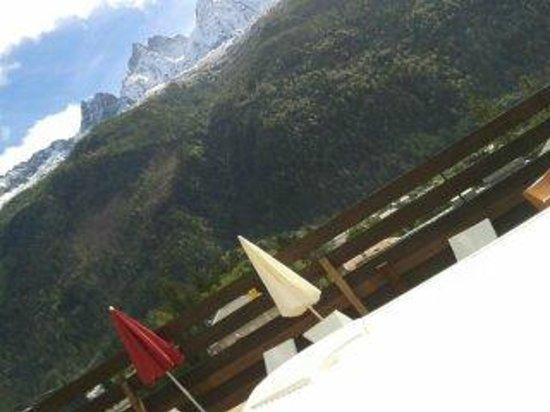 Park Hotel Suisse & Spa: Vue du toit
