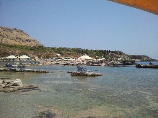 Nikolas Beach: San Nicolas