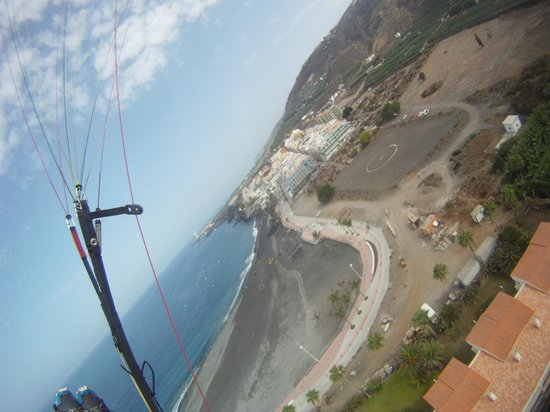 Sol La Palma Hotel: PLAYA PUERTO NAOS