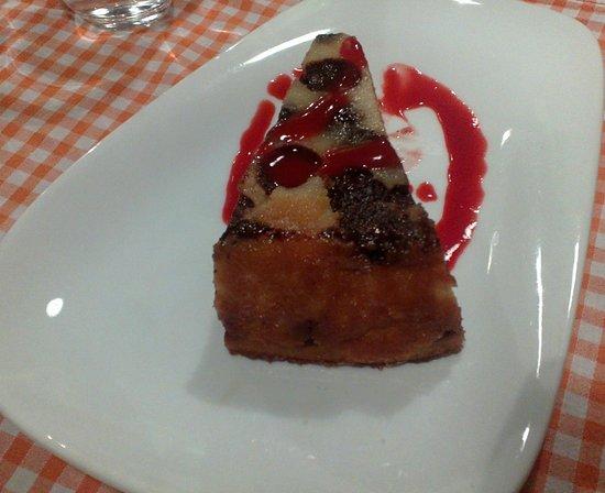 Chez Palmyre : Clafoutis cerise (nice)