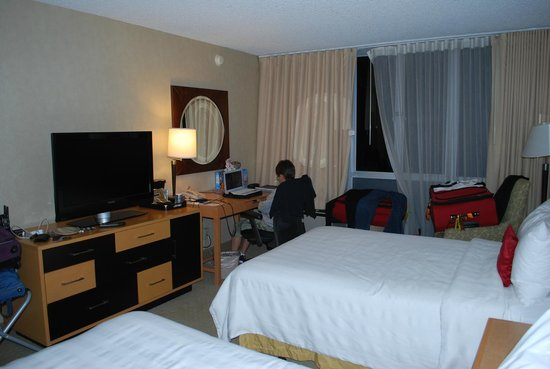Crowne Plaza San Francisco Airport: Quarto