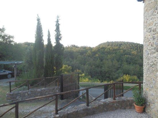 Farmhouse Colli di Travale: Maremma view from room window