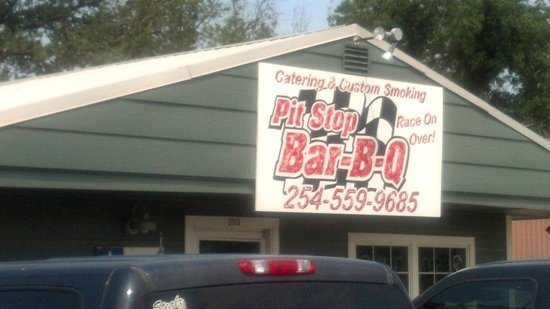Pit Stop Bar-B-Q