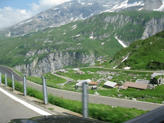 Altdorf, Switzerland: Klausenpass