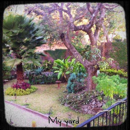 Villa 33: Lower Garden