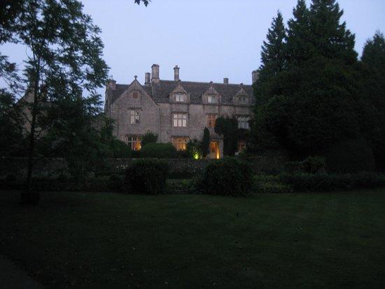 Barnsley House Early Evening