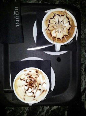 Agora Anytime Cafe: i nostri cappuccini